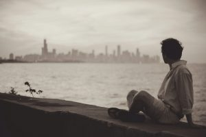 The Courage to Sit with Negative Emotions